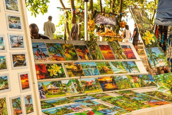 Masons Travel DMC Seychelles_Seychelles Artists