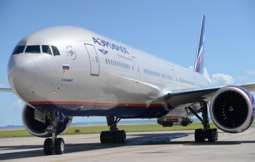 Aeroflot's inaugural flight touches down in Seychelles 003