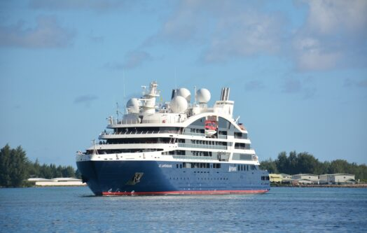 Cruises Return to Seychelles